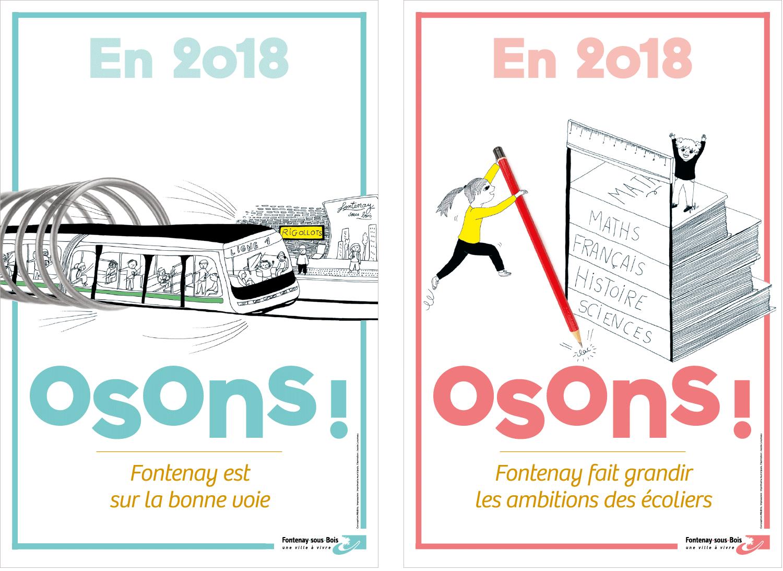 Fontenay-sous-Bois vœux 2018